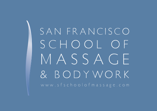 San Francisco School of Massage Branding (logo design)